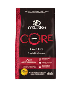 Wellness Core Lamb Dog Dry Food