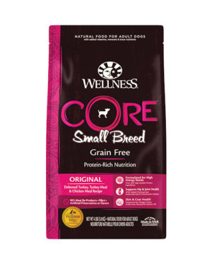 Wellness CORE Original Small Breed Dog Dry Food