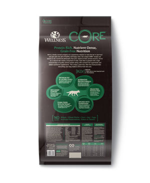 Wellness Core Wild Game Dog Dry Food
