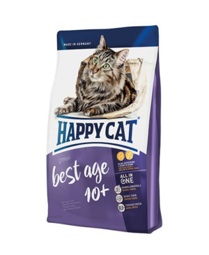 Happy Cat Supreme Adult Specials Senior Best Age 10+ Cat Dry Food