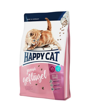 Happy Cat Supreme Junior Geflügel (Poultry) Cat Dry Food