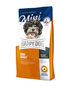 Happy Dog Supreme Mini Adult Dog Dry Food