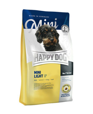 Happy Dog Supreme Mini Light Dog Dry Food