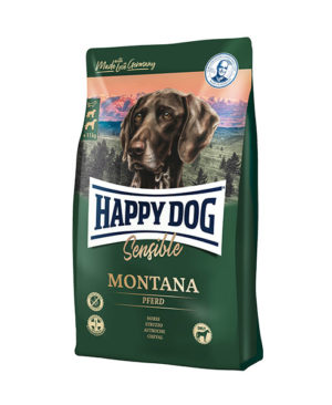 Happy Dog Supreme Sensible Montana (Horse & Potato) Dog Dry Food