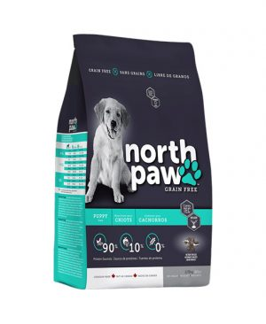 North Paw Puppy Dog Dry Food